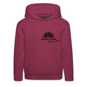 JCF Damen-Shirt - Kinder Premium Hoodie