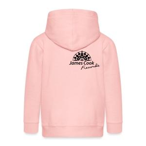 JCF Damen-Shirt - Kinder Premium Kapuzenjacke