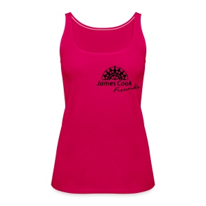 JCF Damen-Shirt - Frauen Premium Tank Top