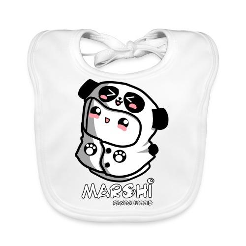 Marshi Panda Hoodie by Chosen Vowels - Shirt Girls - Baby Bio-Lätzchen