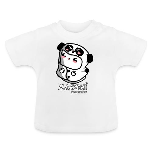 Marshi Panda Hoodie by Chosen Vowels - Shirt Girls - Baby T-Shirt