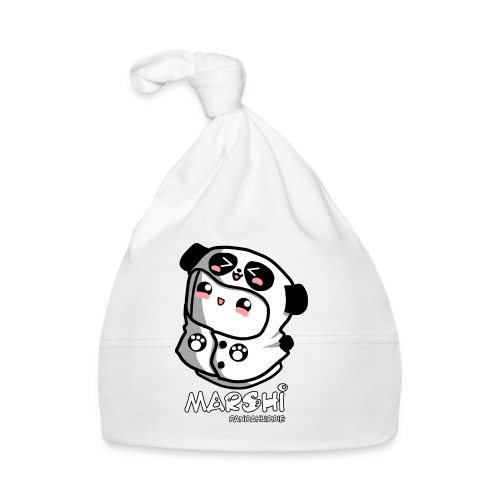Marshi Panda Hoodie by Chosen Vowels - Shirt Girls - Baby Mütze