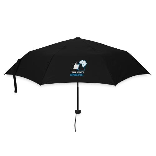 I like Munich Oktoberfest _München/ Wiesn/ Ozapft - Regenschirm (klein)