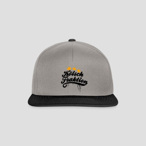 KölschFraktion Graffiti-Logo - Snapback Cap