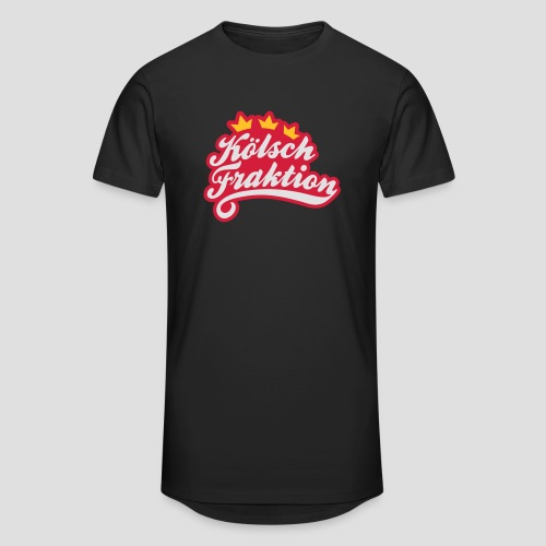 KölschFraktion Logo 3-farbig - Männer Urban Longshirt