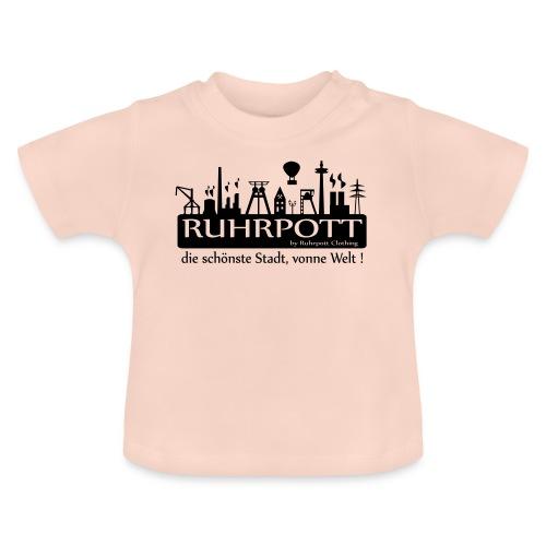 Ruhrpott die schönste Stadt, vonne Welt! - Frauen Hoodie - Baby T-Shirt