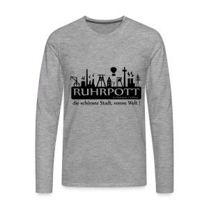 Ruhrpott Skyline, die schönste Stadt, vonne Welt!