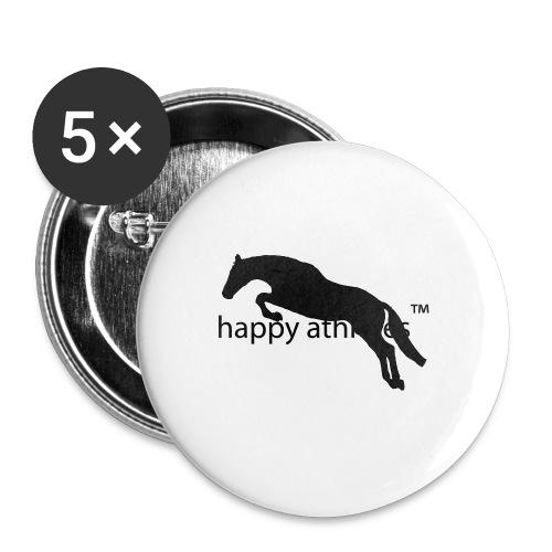 Kaputzenjacke - Buttons mittel 32 mm (5er Pack)