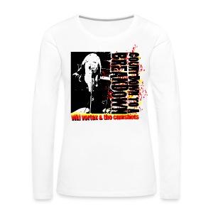 CountdownSingle - Women's Premium Longsleeve Shirt