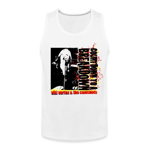 CountdownSingle - Men's Premium Tank Top