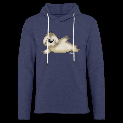 TeenieShirt Robbert, der kleine Heuler - Leichtes Kapuzensweatshirt Unisex