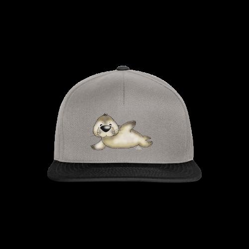 TeenieShirt Robbert, der kleine Heuler - Snapback Cap