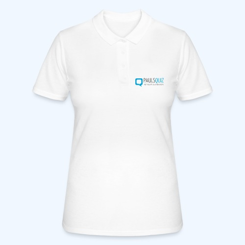 PaulsQuiz.com Polo Shirt - Women's Polo Shirt