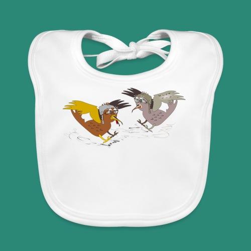 Langarmshirt für Frauen - Baby Bio-Lätzchen