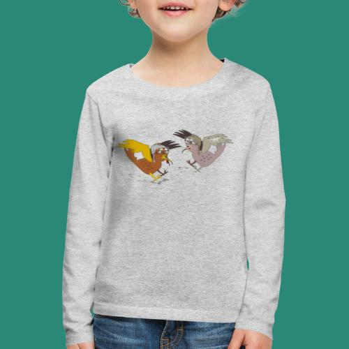 Langarmshirt für Frauen - Kinder Premium Langarmshirt