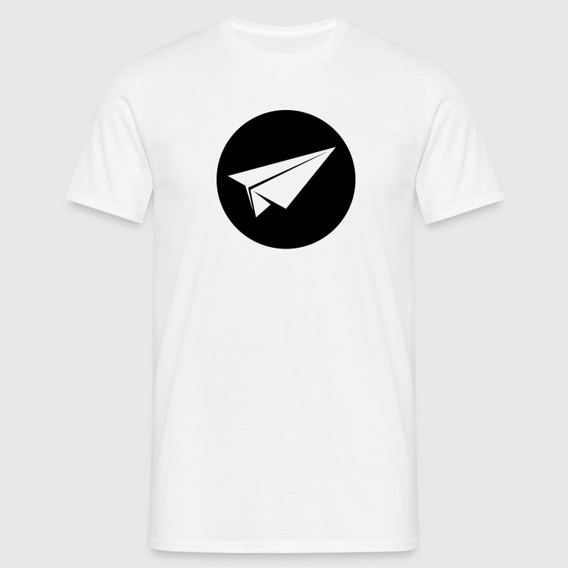 paper airplane T-Shirts - Men's T-Shirt