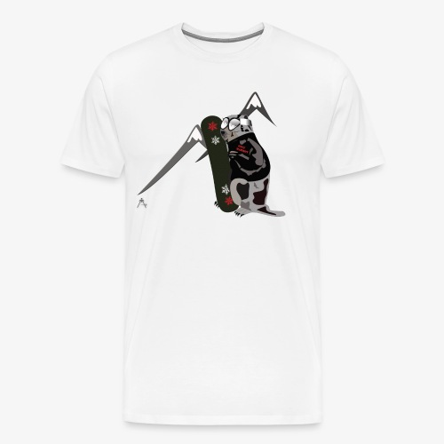 Baseball  - T-shirt Premium Homme