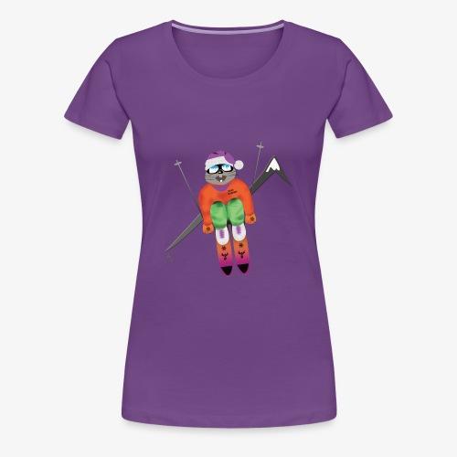 Tee shirt enfant - T-shirt Premium Femme