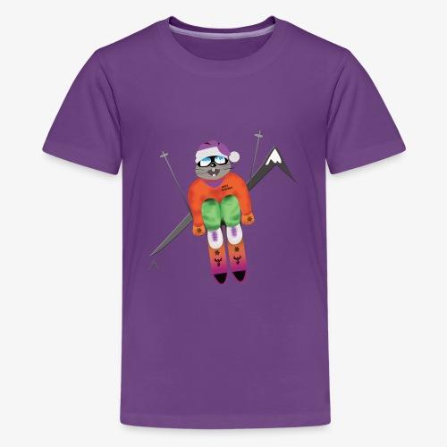Tee shirt enfant - T-shirt Premium Ado