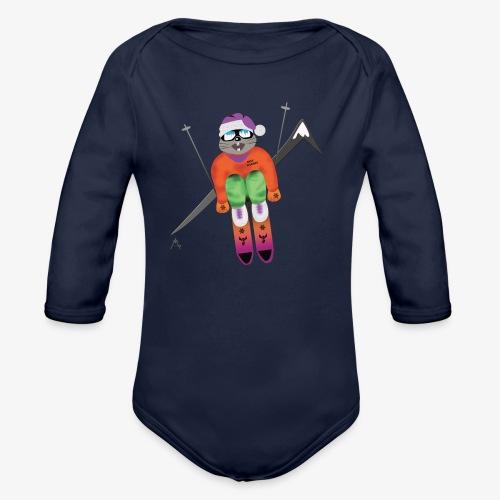 Tee shirt enfant - Body bébé bio manches longues