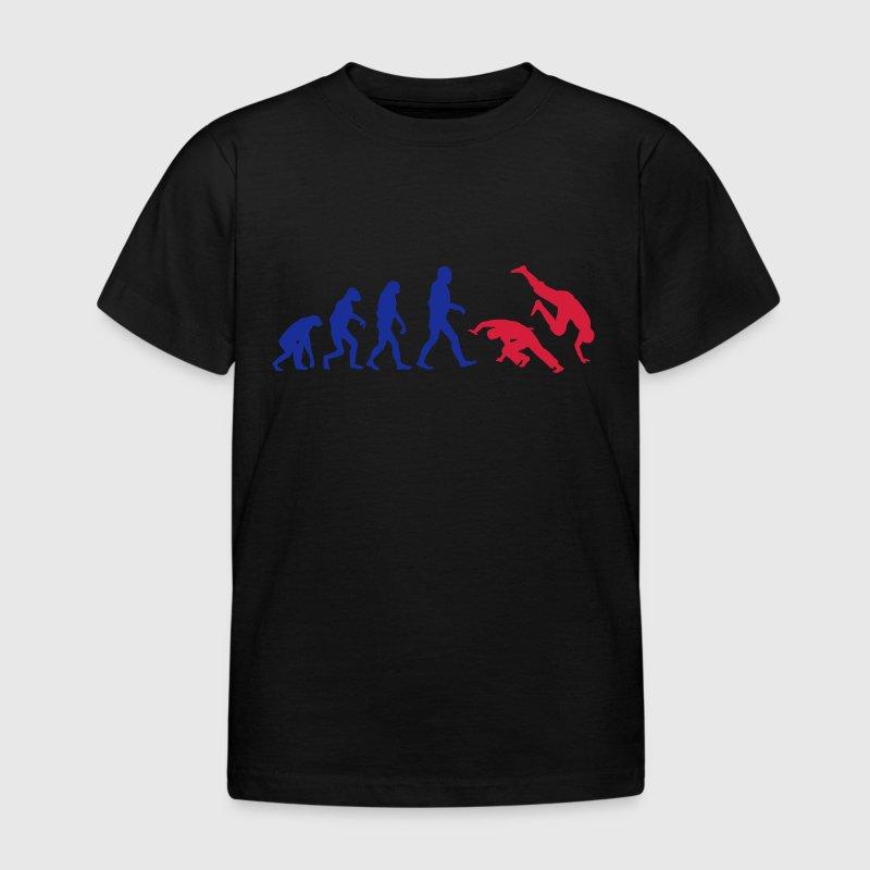 Capoeira Evolution logo Shirts - Kids' T-Shirt