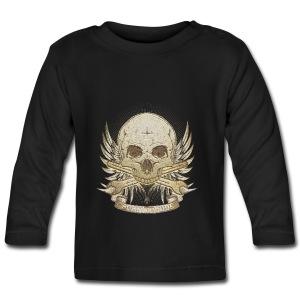 Born To Ride - Stone   Man - Baby Langarmshirt