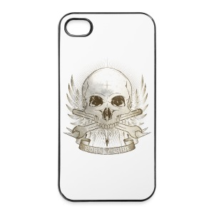 Born To Ride - Vintage   Man - iPhone 4/4s Hard Case