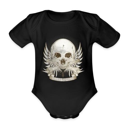 Born To Ride - Vintage   Baby - Baby Bio-Kurzarm-Body