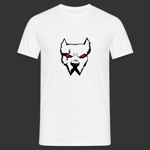 Baseball Cap Wild Fox - Men's T-Shirt