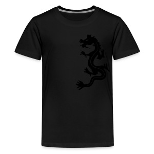 Dragon Tribal - Teenager Premium T-Shirt