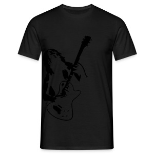 Hard Rock Musik Tribal  - Männer T-Shirt