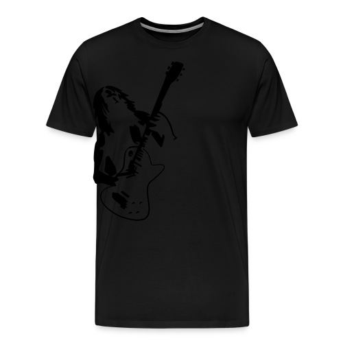 Hard Rock Musik Tribal  - Männer Premium T-Shirt