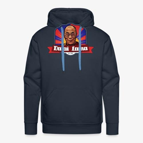 Dalai Lama - Männer Premium Hoodie