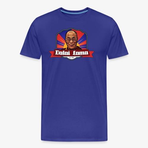 Dalai Lama - Männer Premium T-Shirt