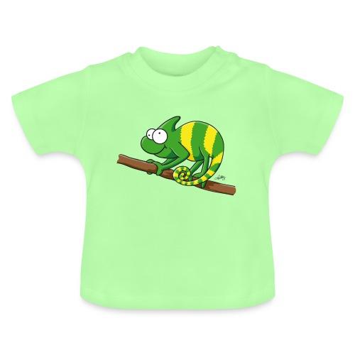 Thoddys Chamäleon - Baby T-Shirt