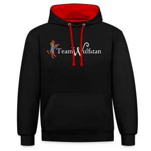 Women's Team Wulfstan t-shirt - Contrast Colour Hoodie