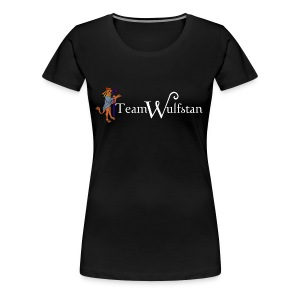 Women's Team Wulfstan t-shirt - Women's Premium T-Shirt