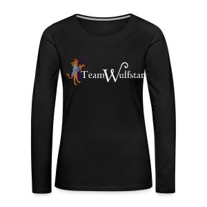 Women's Team Wulfstan t-shirt - Women's Premium Longsleeve Shirt