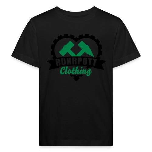 Ruhrpott Clothing - Kinder Pullover - Kinder Bio-T-Shirt