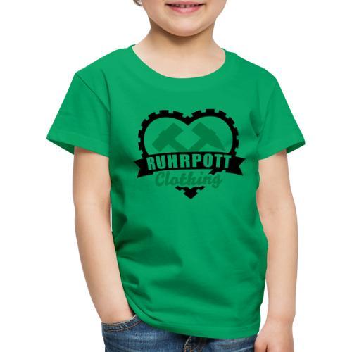 Ruhrpott Clothing - Kinder Pullover - Kinder Premium T-Shirt
