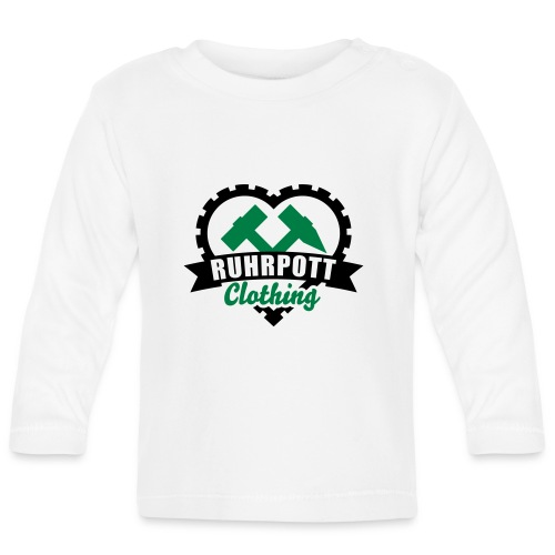 Ruhrpott Clothing - Kinder Pullover - Baby Langarmshirt