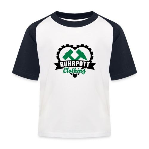 Ruhrpott Clothing - Kinder Pullover - Kinder Baseball T-Shirt