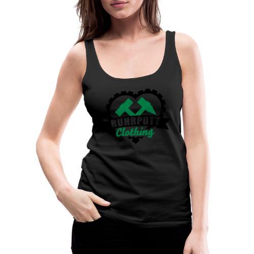 Ruhrpott Clothing - Kinder Pullover - Frauen Premium Tank Top