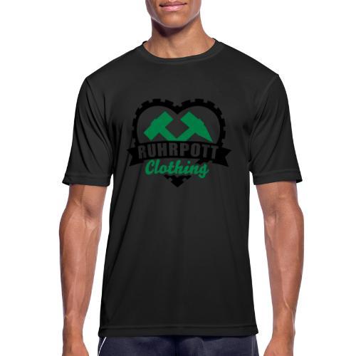 Ruhrpott Clothing - Kinder Pullover - Männer T-Shirt atmungsaktiv