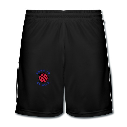 BORN TO BE MILD 2 - Mannen voetbal shorts