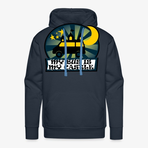 My Bus Is My Castle II - Männer Premium Hoodie