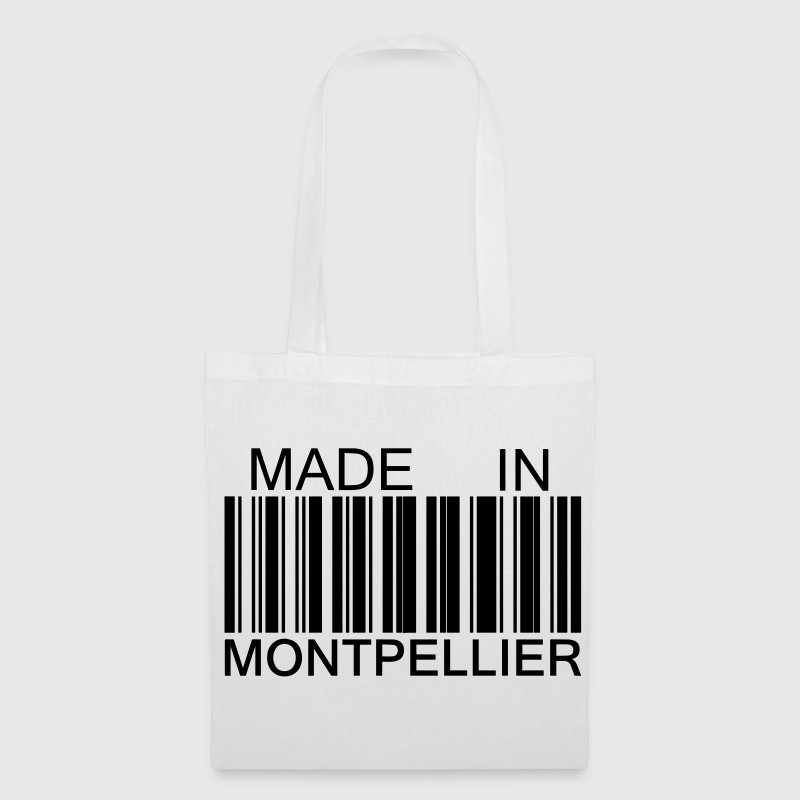 Made in Montpellier 34 Hérault Sacs et sacs à dos - Tote Bag