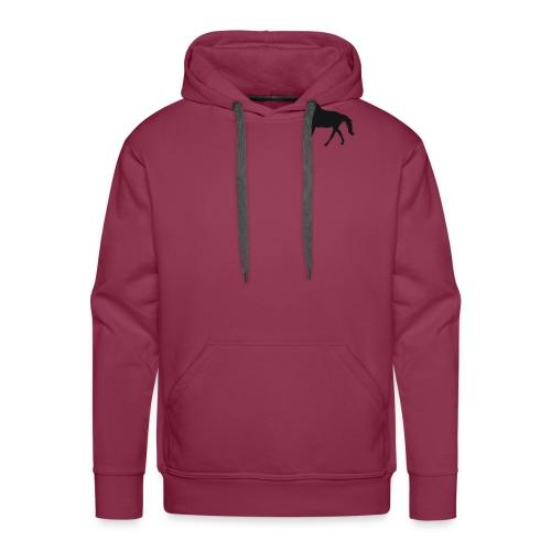 Longsleeve Shirt - Männer Premium Hoodie