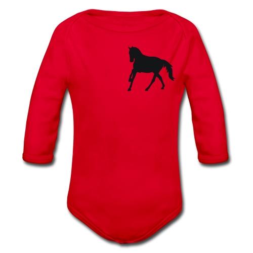 Longsleeve Shirt - Baby Bio-Langarm-Body