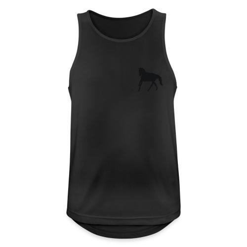 Longsleeve Shirt - Männer Tank Top atmungsaktiv